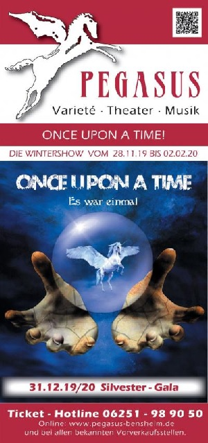 Fire and Ice – Wintershow im Varieté Pegasus